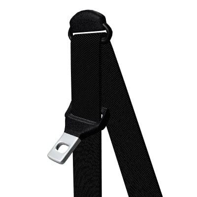 3d car belts model