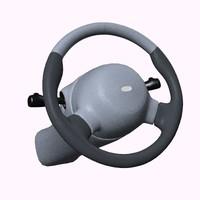 steering 3d 3ds