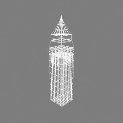 big ben clock tower 3d model