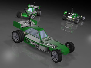 3ds max rc racer