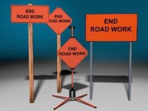 road signs max