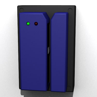 magnetic card reader lwo