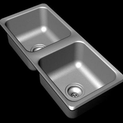 lightwave steel sinks