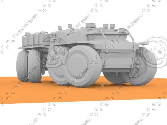 mt-1 3d model