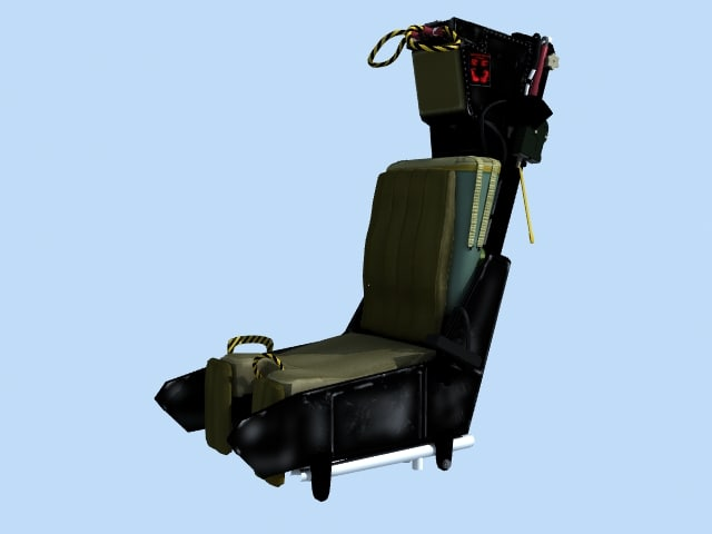 lightwave martin baker ejection seat
