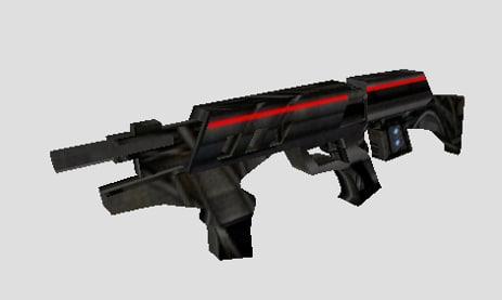 free 3ds mode submachine gun