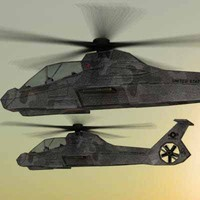 3d army comanche helicopter