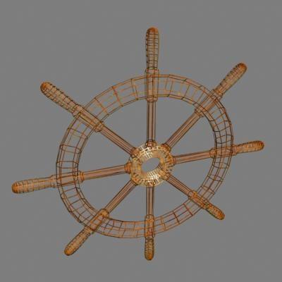 maya steering wheel control