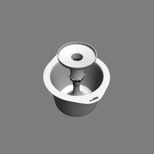 mincing machine 3d model
