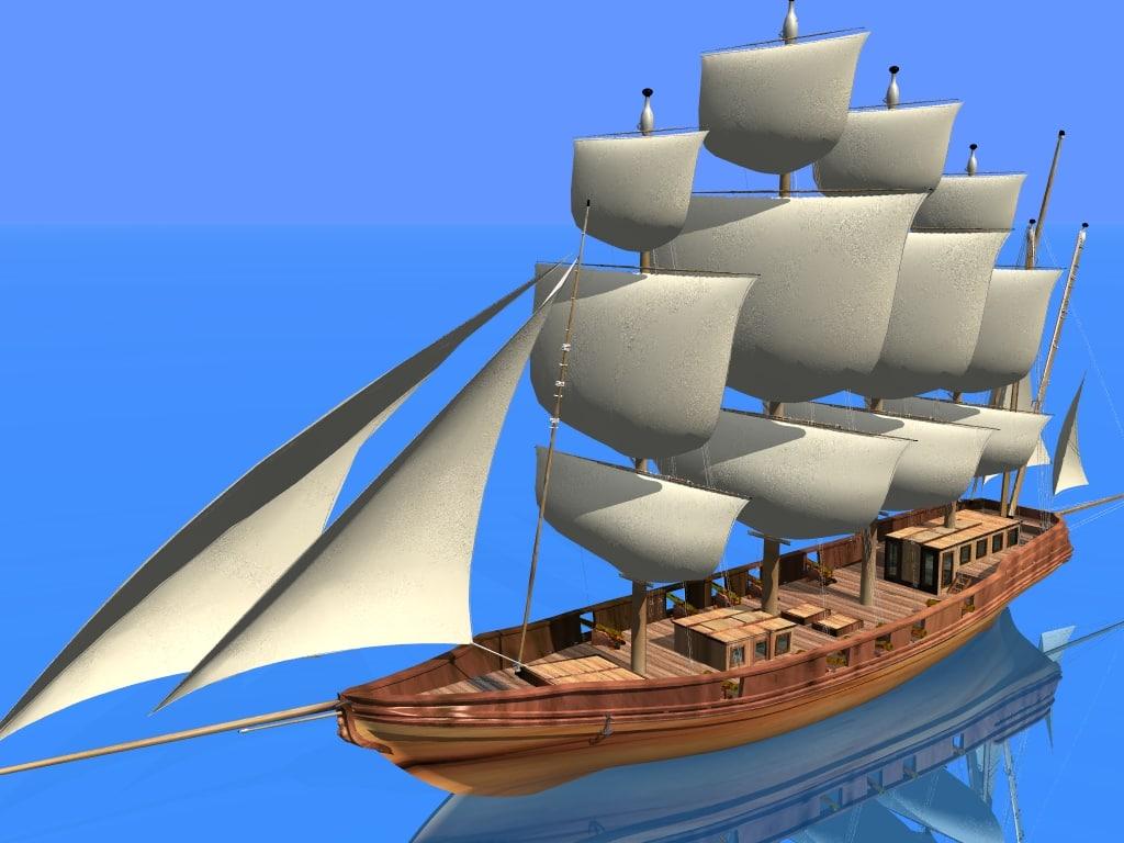 3d ship bryce vue