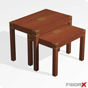 3d table nesting model