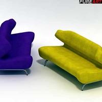3d max divan
