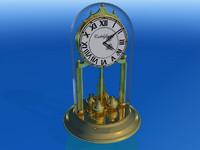 maya clock bryce vue