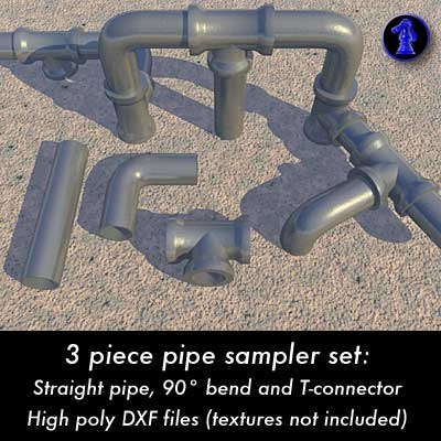 free mode pipe construction