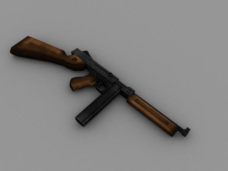 3d model thompson