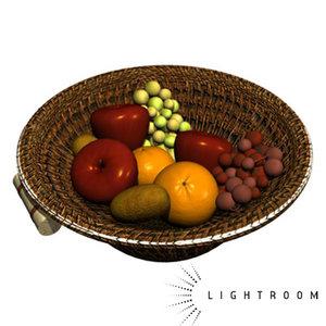 maya fruit basket