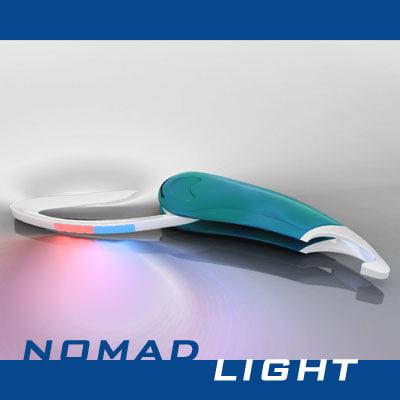 nomad light pocketknife max