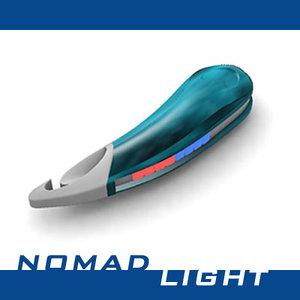 3d nomad light rhino model
