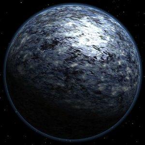 free planet earth 3d model