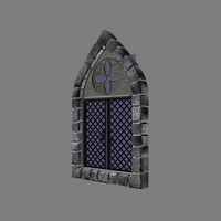Gothic Window.max.zip