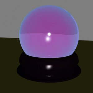free max model crystal ball
