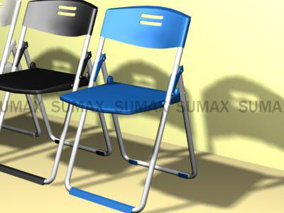 3d collapsible chairs