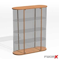 3ds max cabinet display