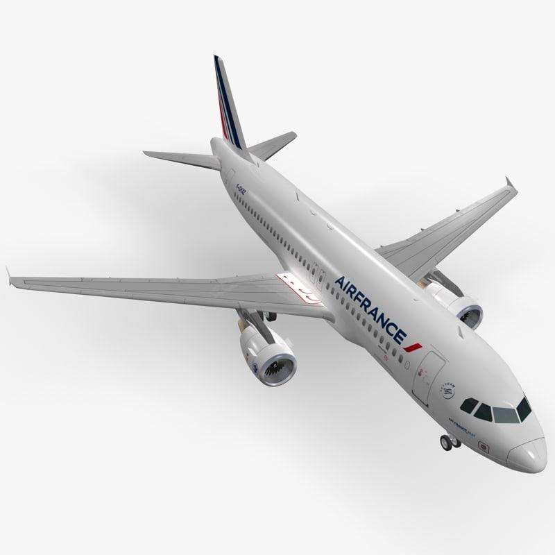 maya airbus a320 air france
