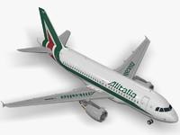 Airbus A319 Alitalia