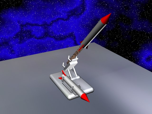 missile launcher max free