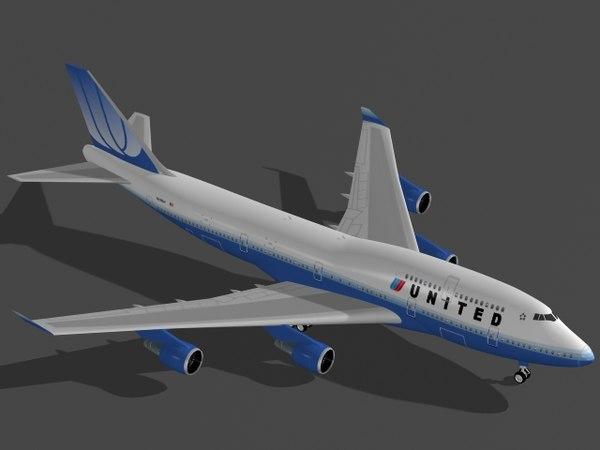 b 747-400 max