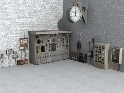 3d devices electric model