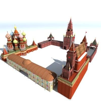 red square moskow max