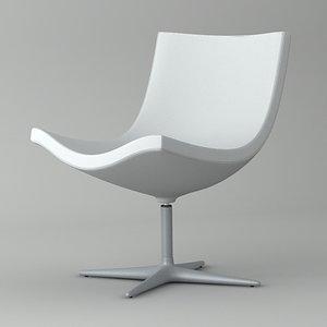 y s chair 3d model