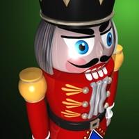 nutcracker soldier x