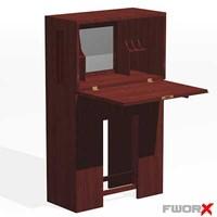 3d max bureau