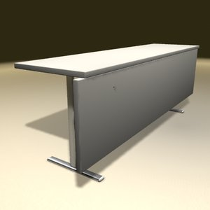 3dsmax table function room
