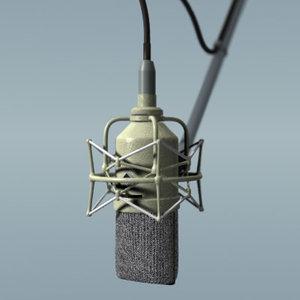 3d mic m149