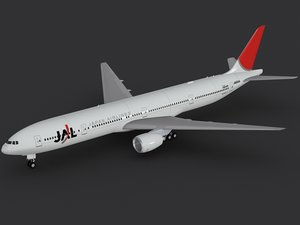 c4d b 777-300