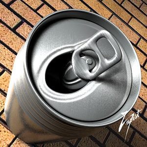 cinema4d can canned