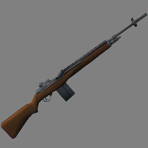 m rifle fbx