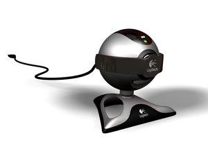 great webcam 3d model