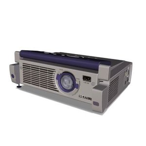 3d sony cx3 projector model