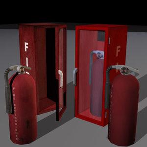 3d extinguisher games unreal