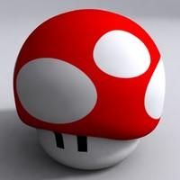 free max mode mario mushroom