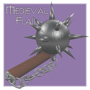 flail medieval pz3