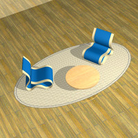 chairs strange 3d lwo