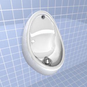 maya urinal bathroom man