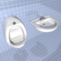urinal bathroom man ma