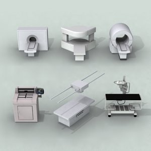 medical imaging equipment radiography 3d max
